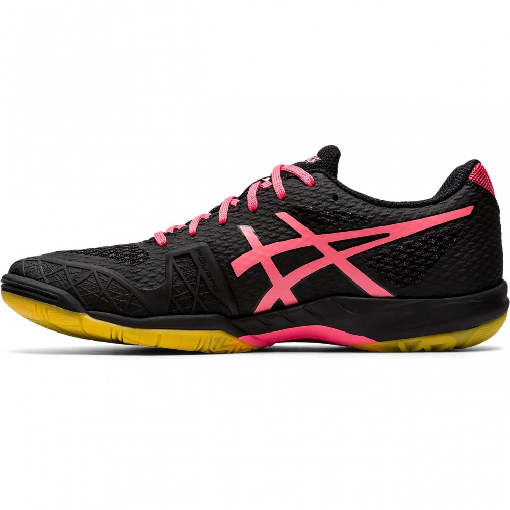 Asics Gel Blade 7 Women Black/Pink Cameo-01