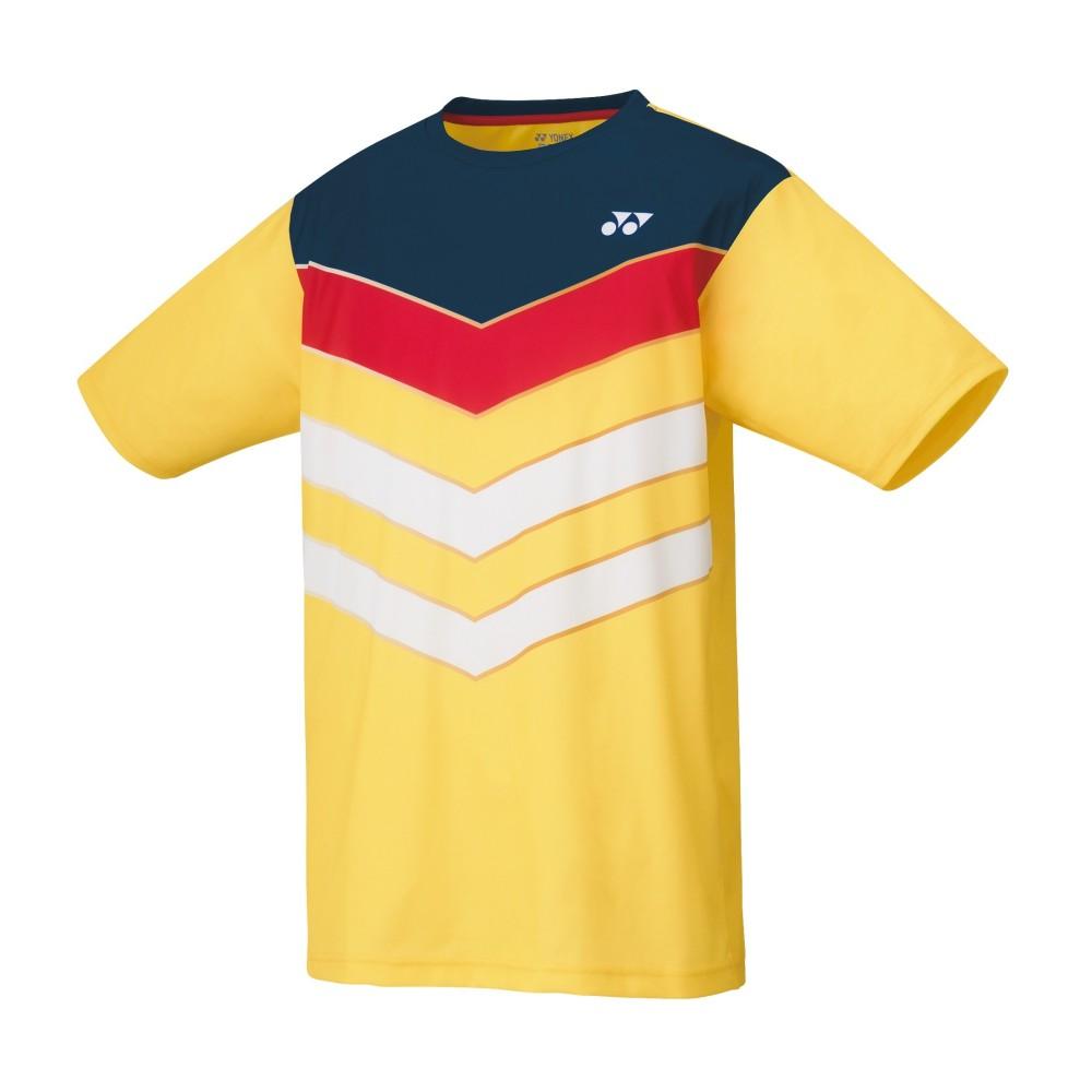 Yonex T-Shirt Herrer Light Yellow