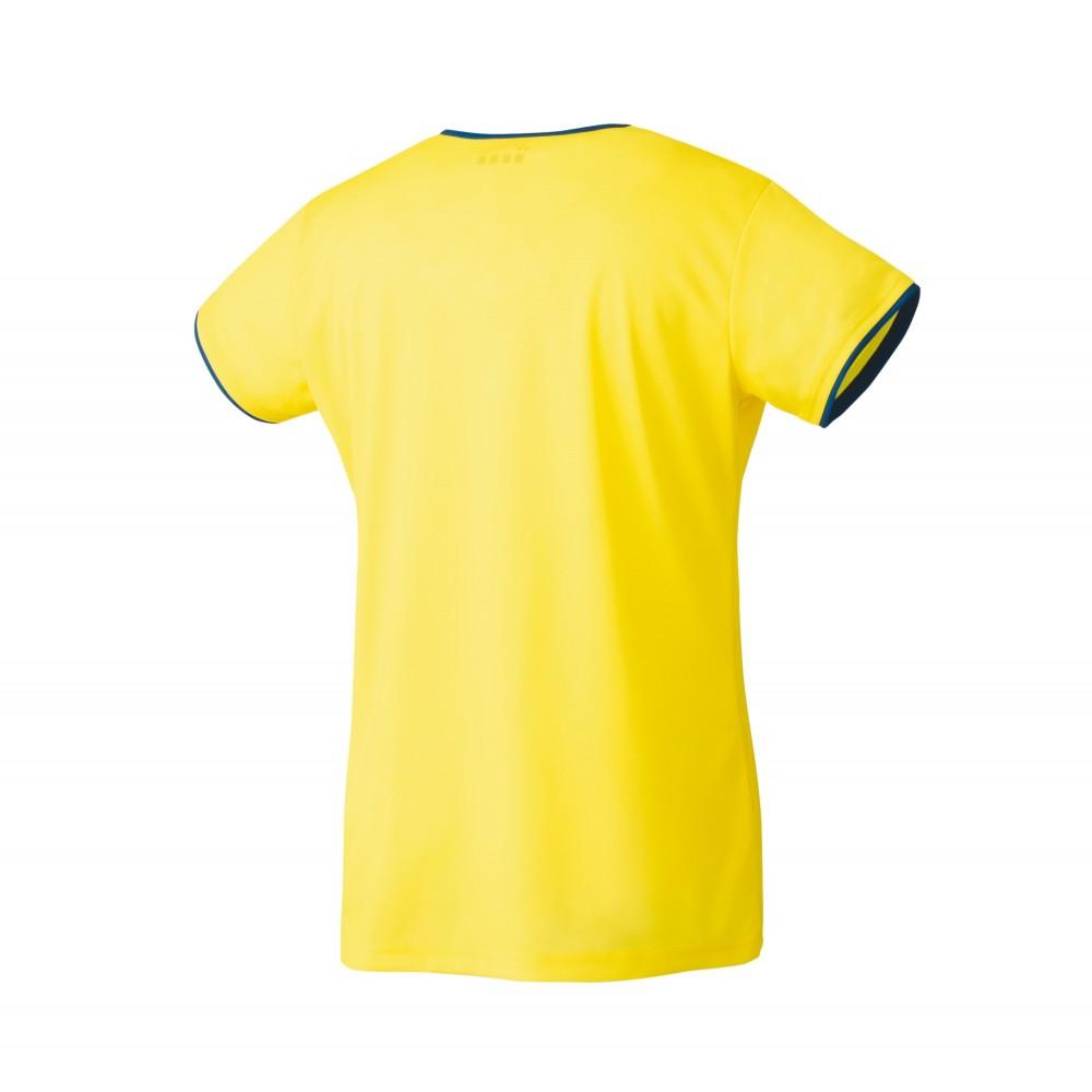 Yonex Dame T-Shirt Light Yellow-02