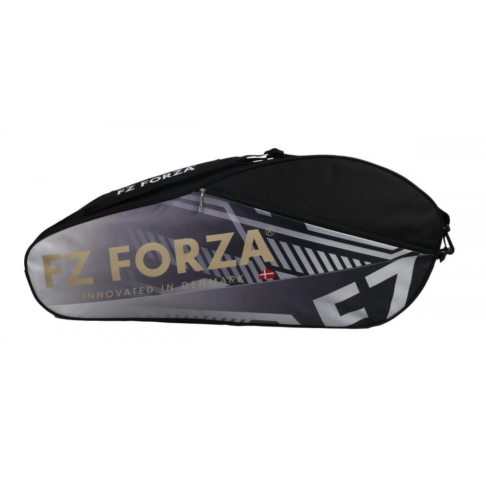 Forza Calix Racketbag 6 - Black
