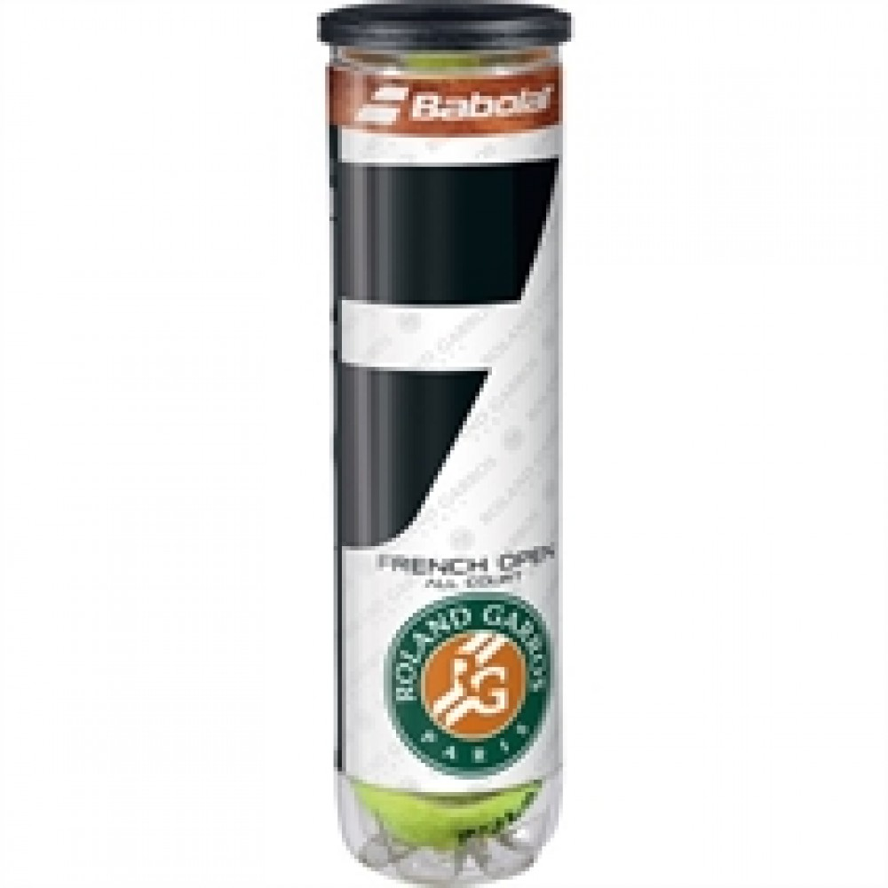 Babolat French Open (3 Rør)