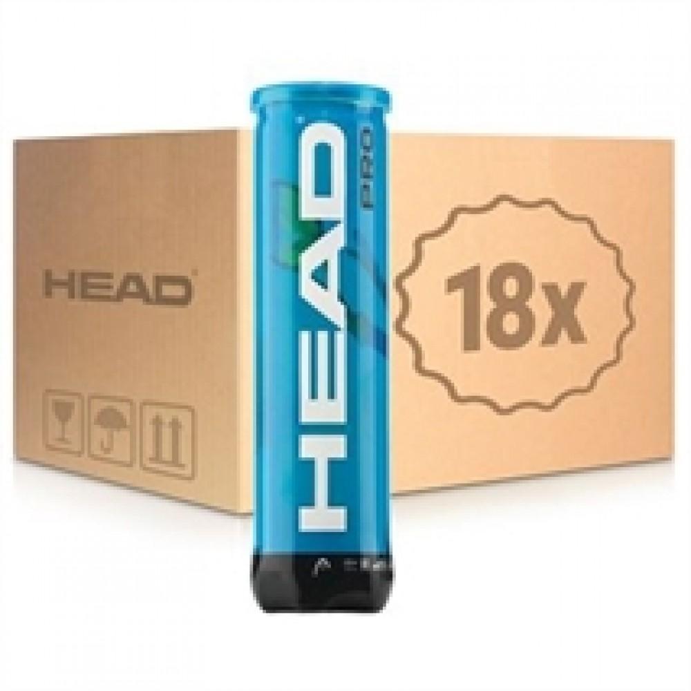 Head Pro (18 Rør á 4 Stk.)
