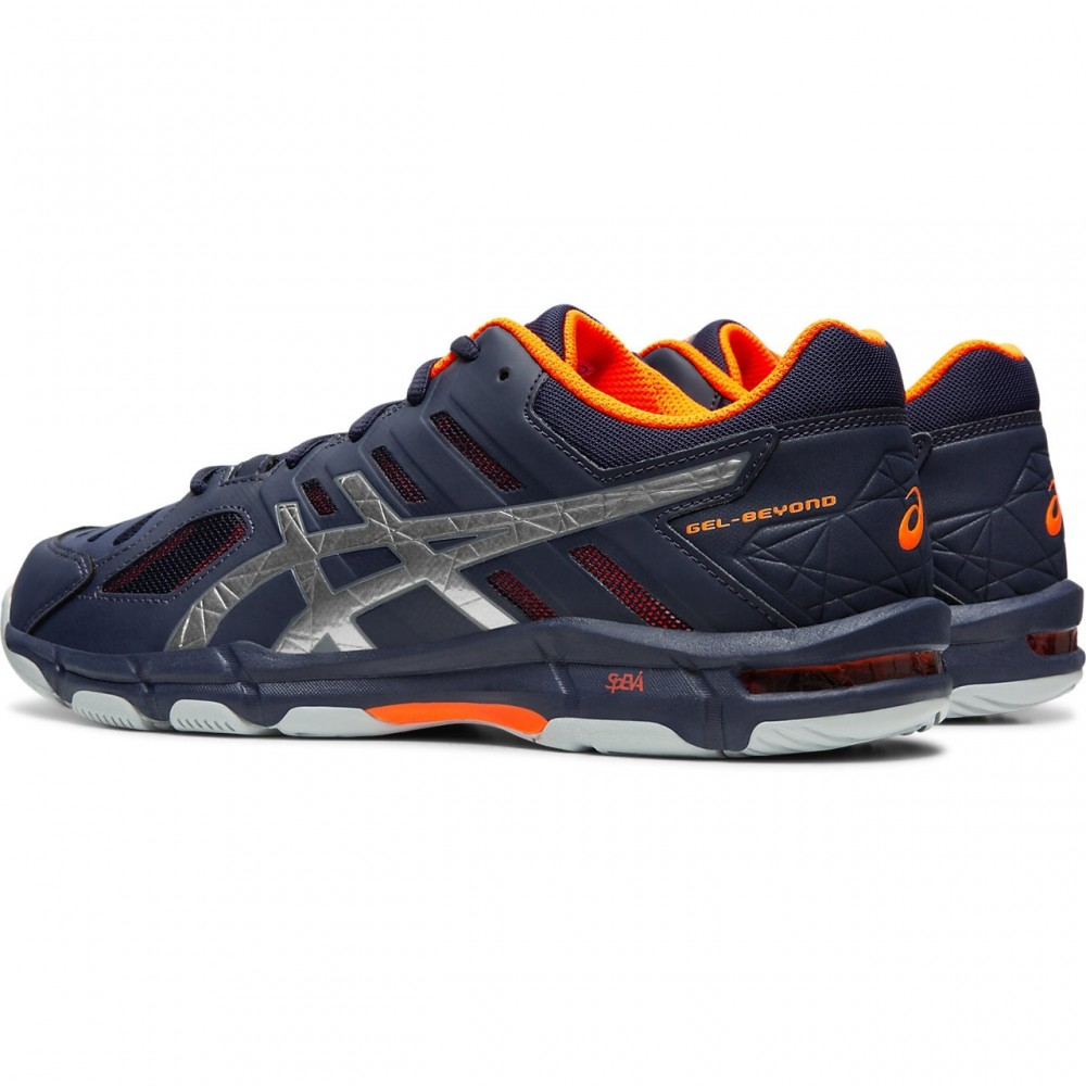 Asics Gel Beyond 5 Men Midnight/Pure Silver-01