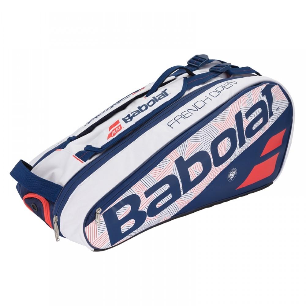 Babolat RH X 6 French Open Taske