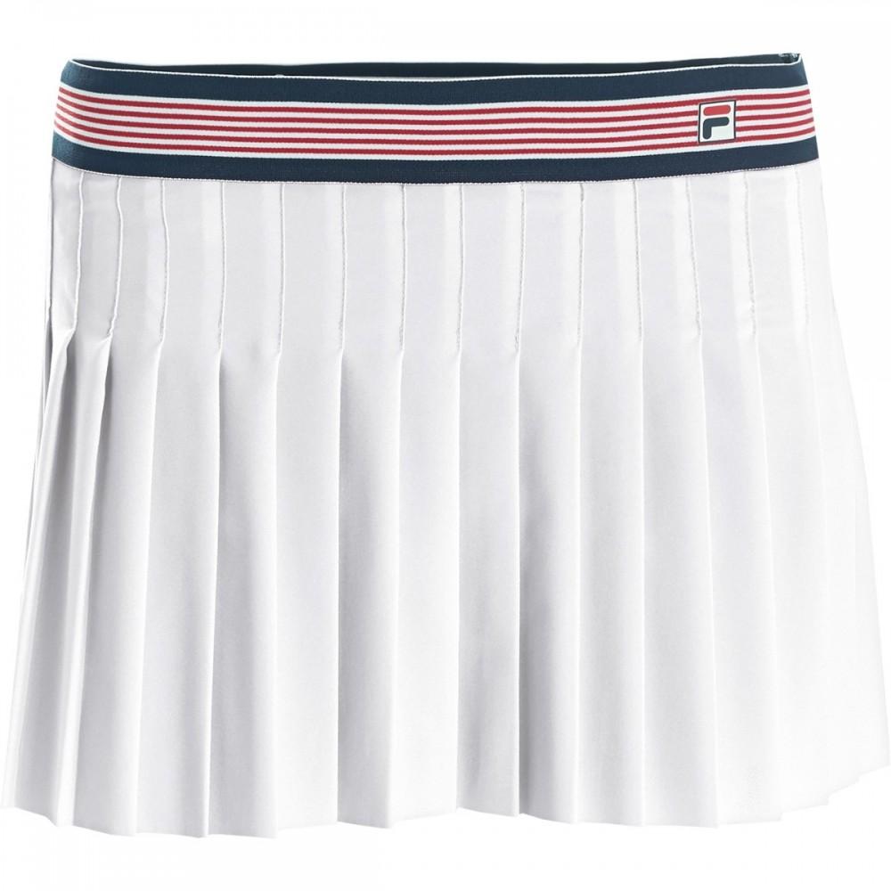 Fila Saffira Skirt Hvid