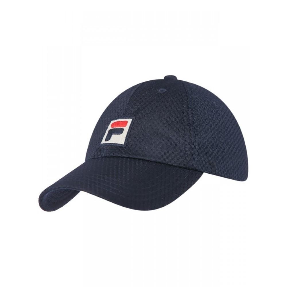 Fila Sampau Mesh Cap Navy