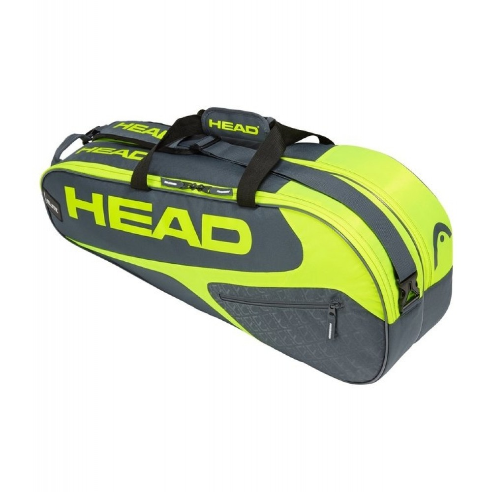 Head Elite 6R Combi Grey/Neon