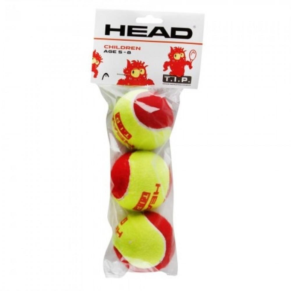Head T.I.P Rød