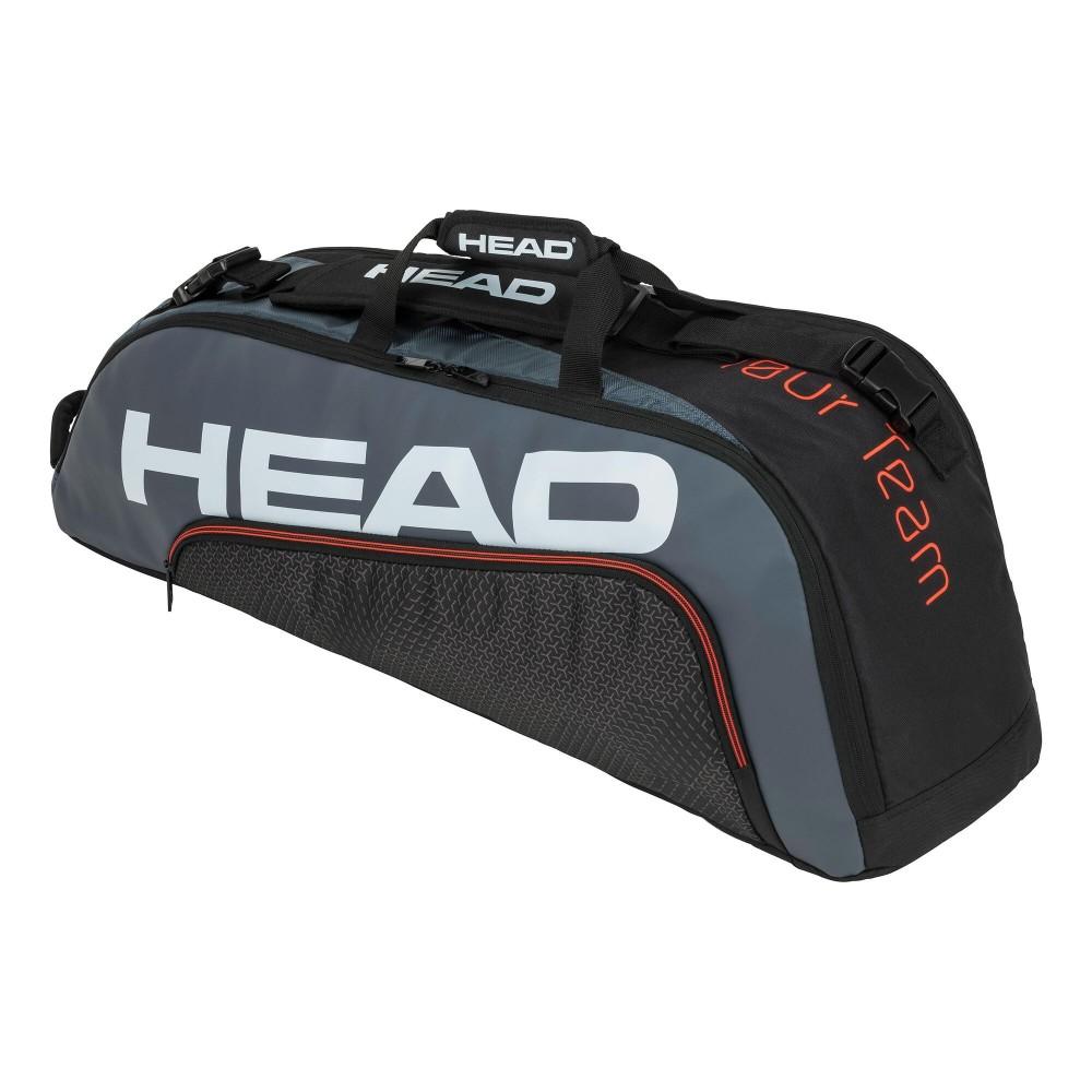 Head Tour Team 6R Combi Black/Grey