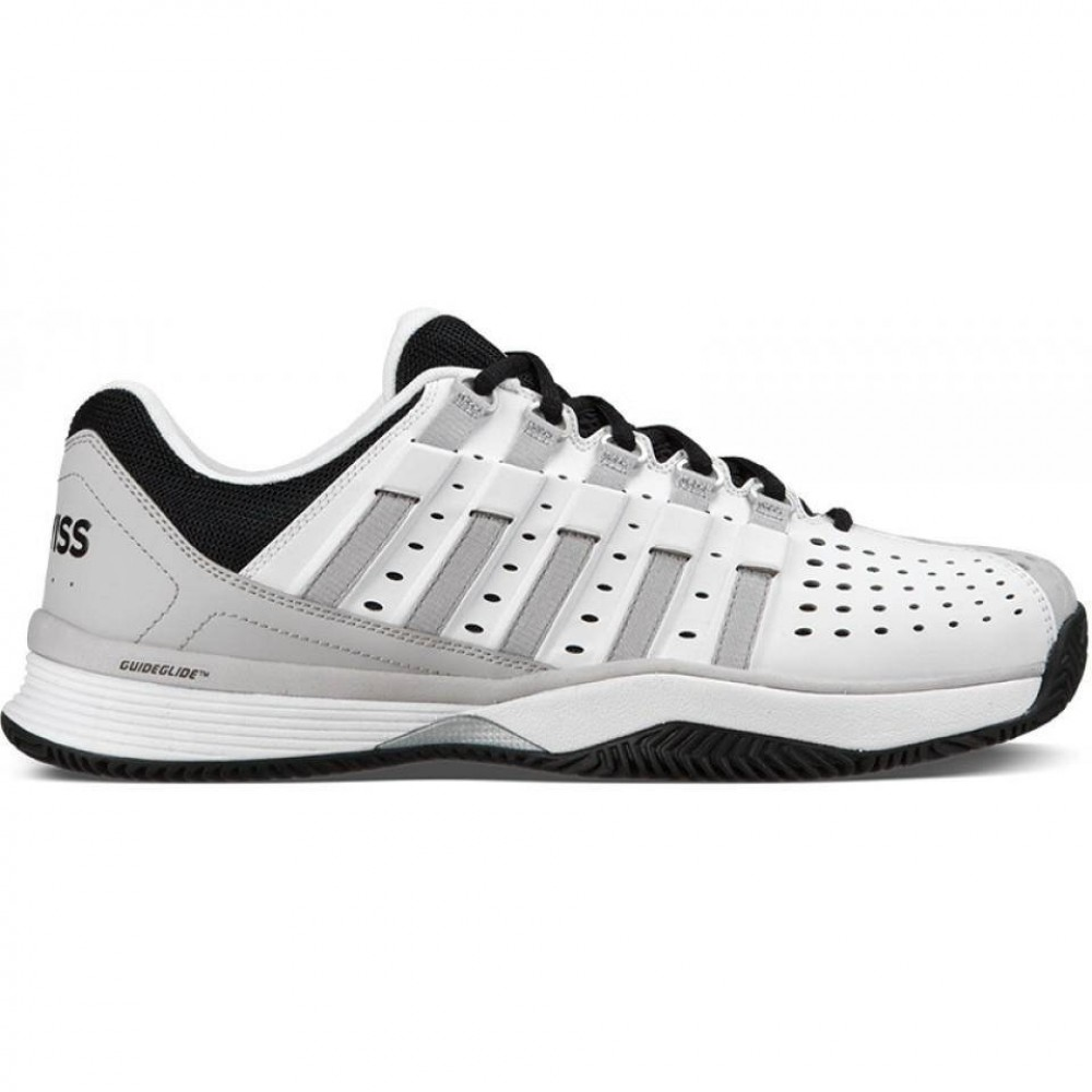 K-Swiss Hypermatch White/Gullgrey/Black