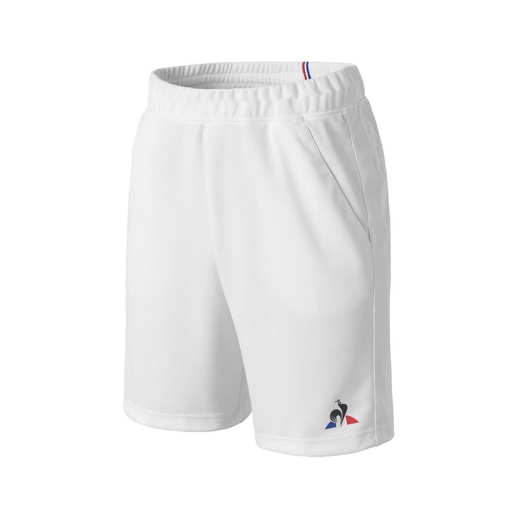Le Coq Sportif Tennis Shorts Hvid