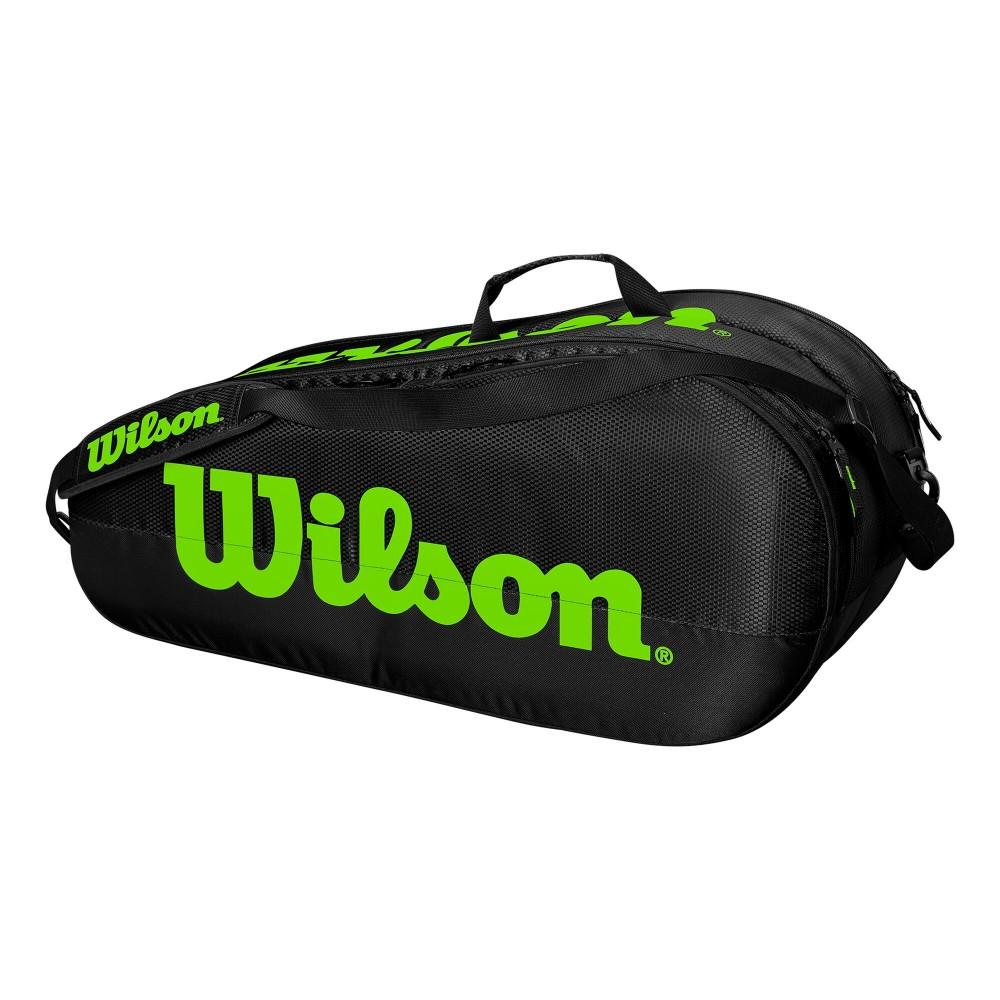 Wilson 2 Comp Black/Green