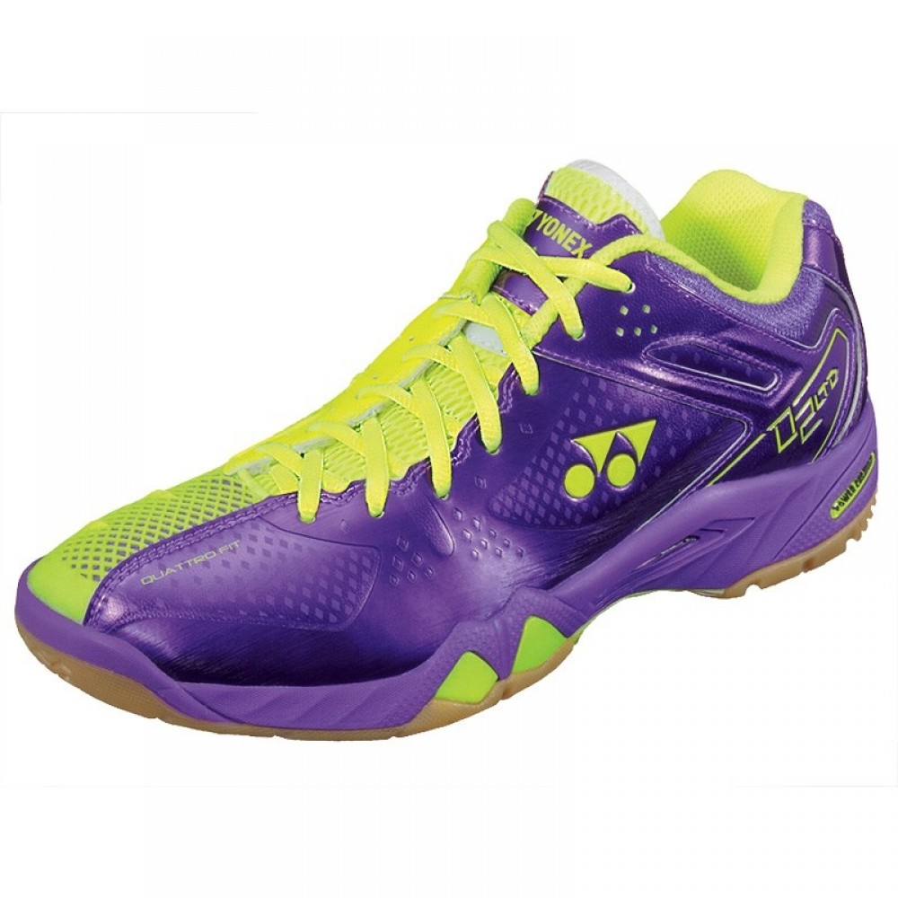 Yonex SHB 02 LTD Purple/Yellow