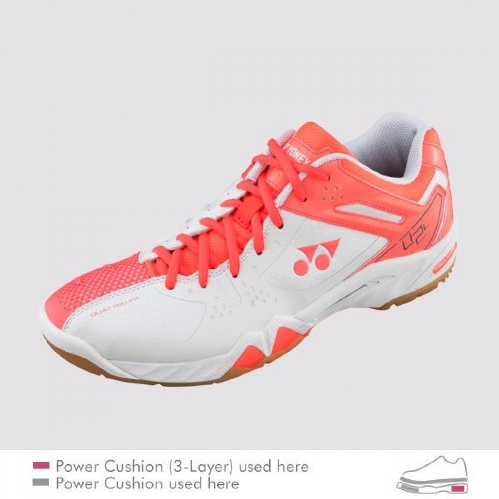 Yonex SHB 02 LX Coral Orange