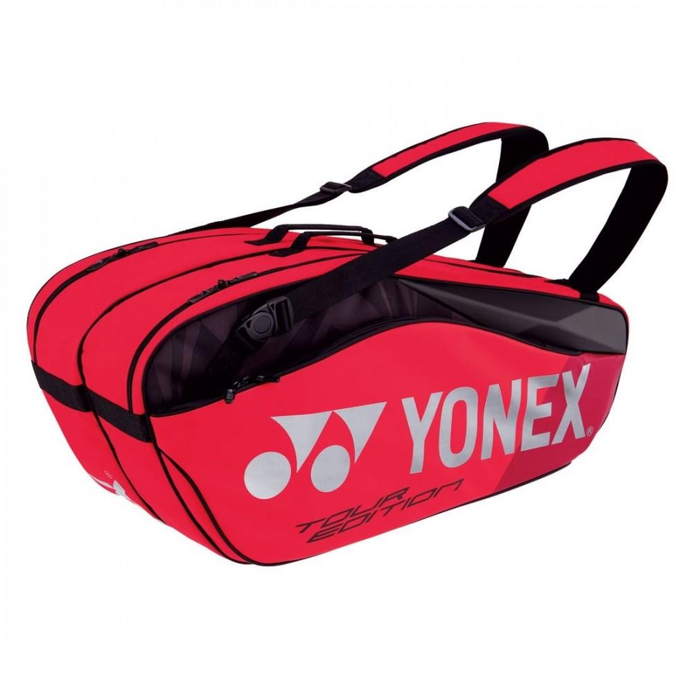 Yonex Bag 9826EX Flame Red (2 Rum)