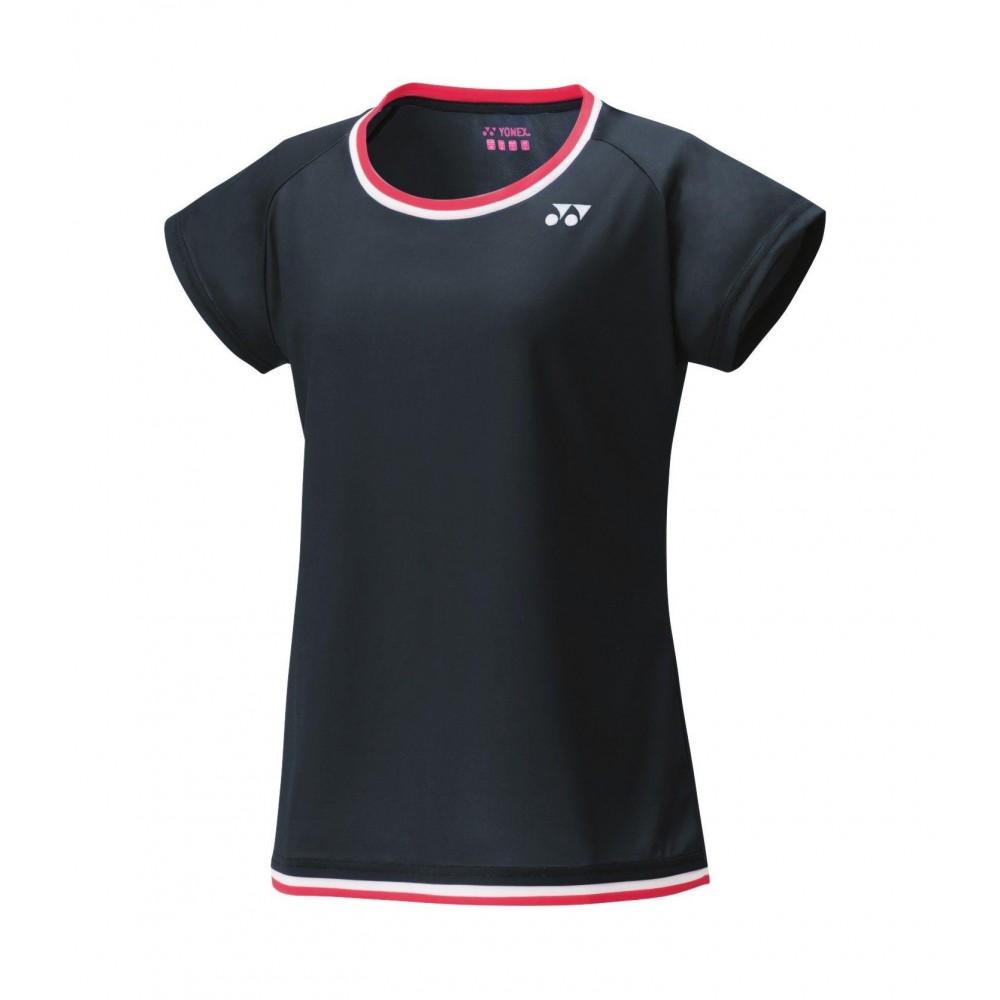 Yonex Dame T-Shirt Black