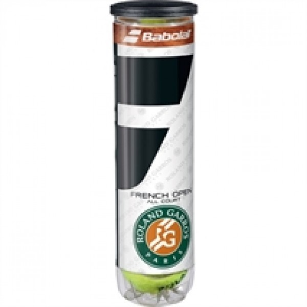 Babolat French Open (3 Rør)-31