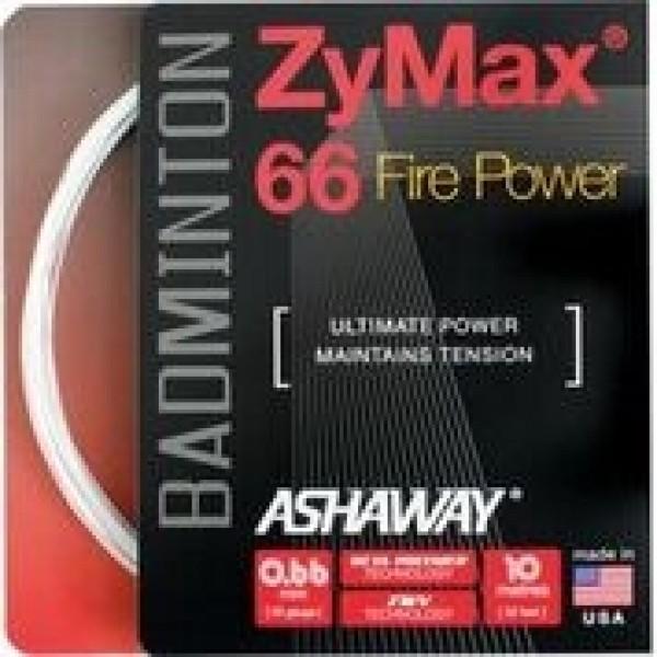 ASHAWAY ZyMax 66 Fire Power-31