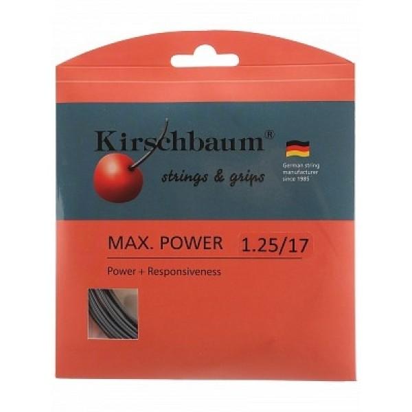 Kirchbaum Max Power (1,25)-31