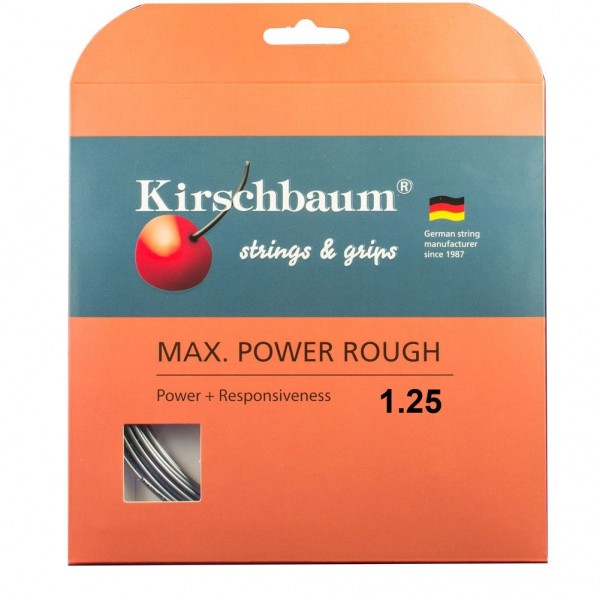 Kirchbaum Max Power Rough (1,25)-31