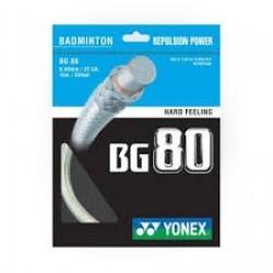 Yonex BG 80 (White 0,68)-20