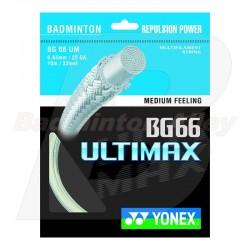 Yonex BG 66 Ultimax (Yellow 0,65)-20