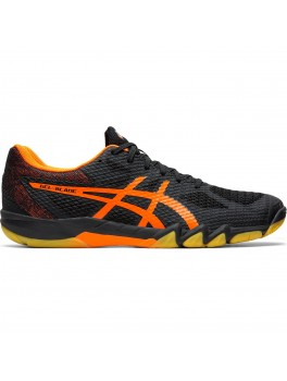 Asics Gel Blade 7 Black/Shocking Orange-20
