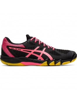 Asics Gel Blade 7 Women Black/Pink Cameo-20