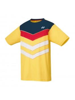 Yonex T-Shirt Herrer Light Yellow-20
