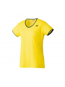 Yonex Dame T-Shirt Light Yellow-20