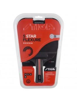 Stiga5StarFlexureBordtennisBat-20