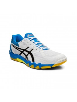 Asics Gel Blade 7 White/Black-20