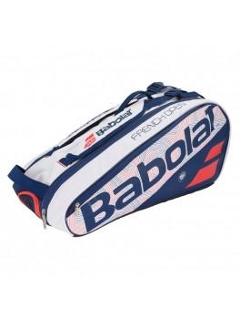 Babolat RH X 6 French Open Taske-20