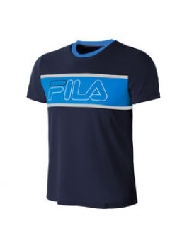 Fila T-Shirt Connor Navy/Blå-20