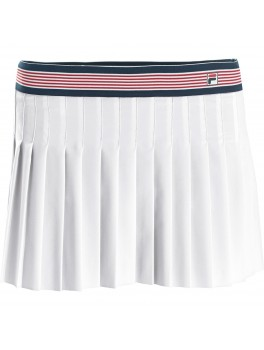 Fila Saffira Skirt Hvid-20