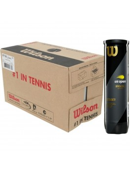 Wilson US Open Tennisbolde (18 Rør)-20