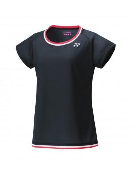 Yonex Dame T-Shirt Black-20