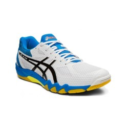 Asics Gel Blade 7 White/Black
