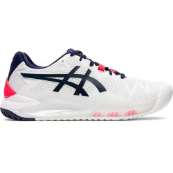 Asics Gel Resolution 8 Women White/Peacoat