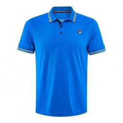 Fila Polo Button Piro Blue