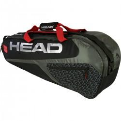 Head Elite 6R Combi Black/Red
