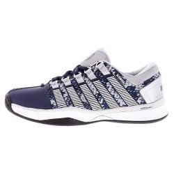K-Swiss Hypercourt Men Navy/Silver