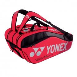 Yonex Bag 9829EX Flame Red (3 Rum)