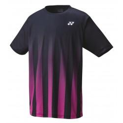 Yonex T-Shirt Herrer Black